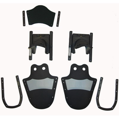 DOUBLE DENSITY ADULT WATER SKI BINDING PARTS